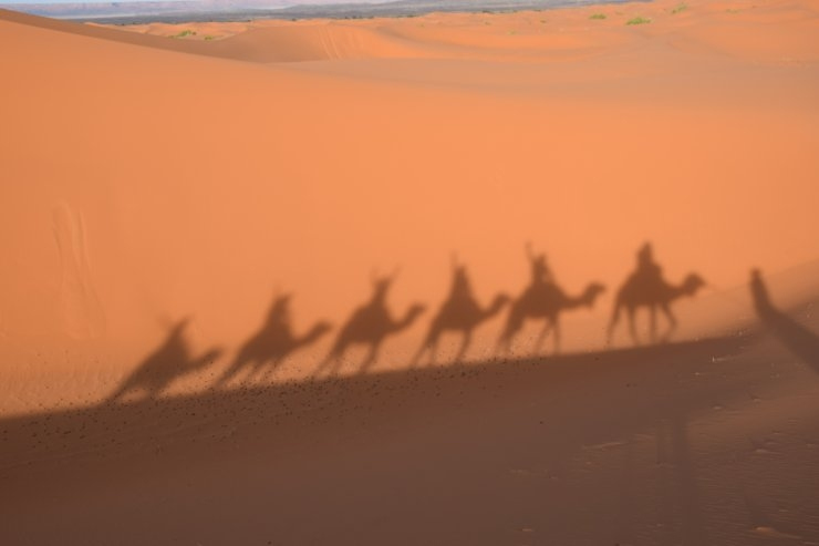 Desert Tours: Marrakesh Desert Tour 3 days